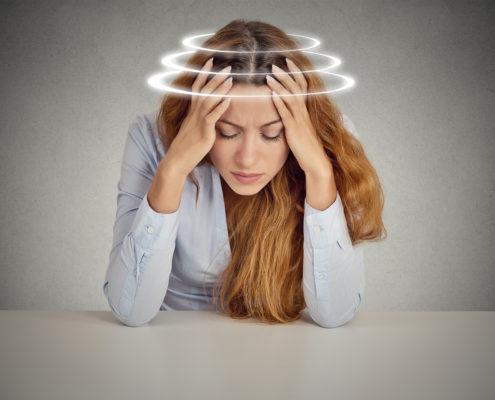 Svimmelhet kan behandles av kiropraktor